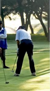 golf GPS system